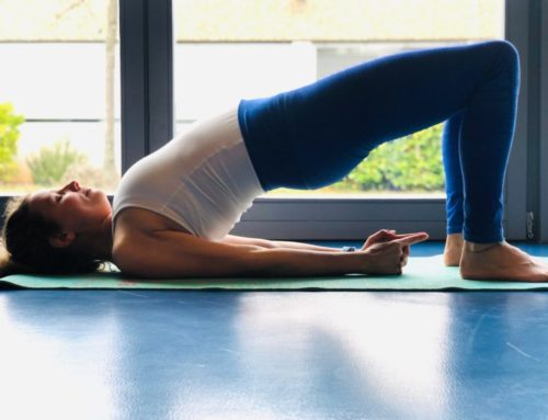 Yoga für den Beckenboden! ONLINE ab Do., den 14.01.21 mit Lia