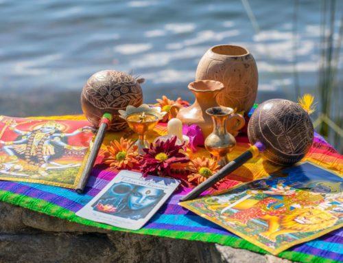 """""""Spiritual Warrior"""" – Tantra, Kirtan und zeremonieller Kakao mit Julia am 29.8.21"""